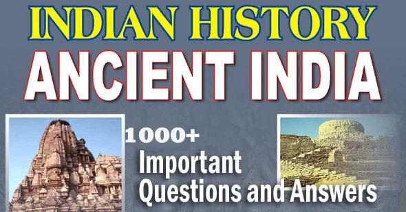 Anceint Indin History MCQ