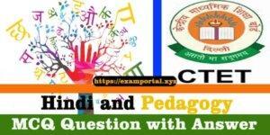 Remove term: Hindi MCQ QUestion Hindi MCQ Question