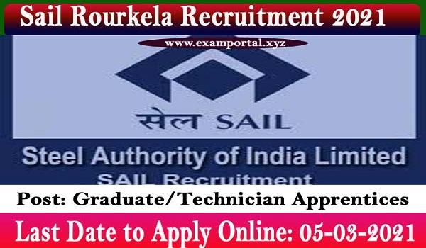 SAIL Recruitment for Apprentices