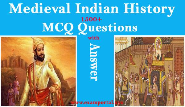 Medieval Indian History MCQ Questions.jpg