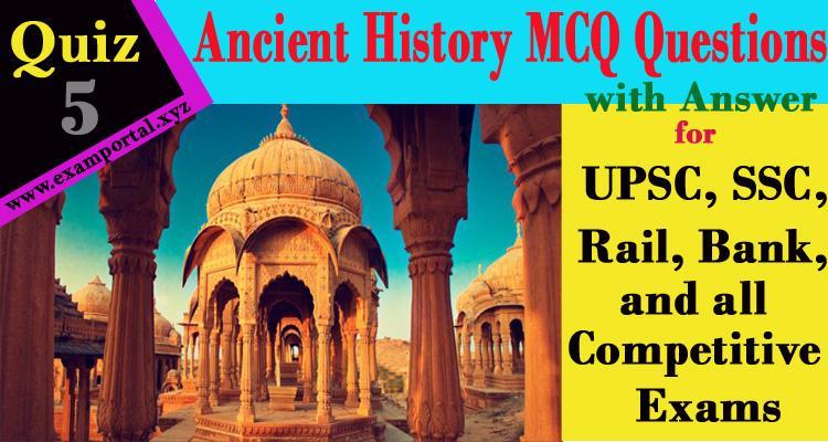 Ancient History Questions